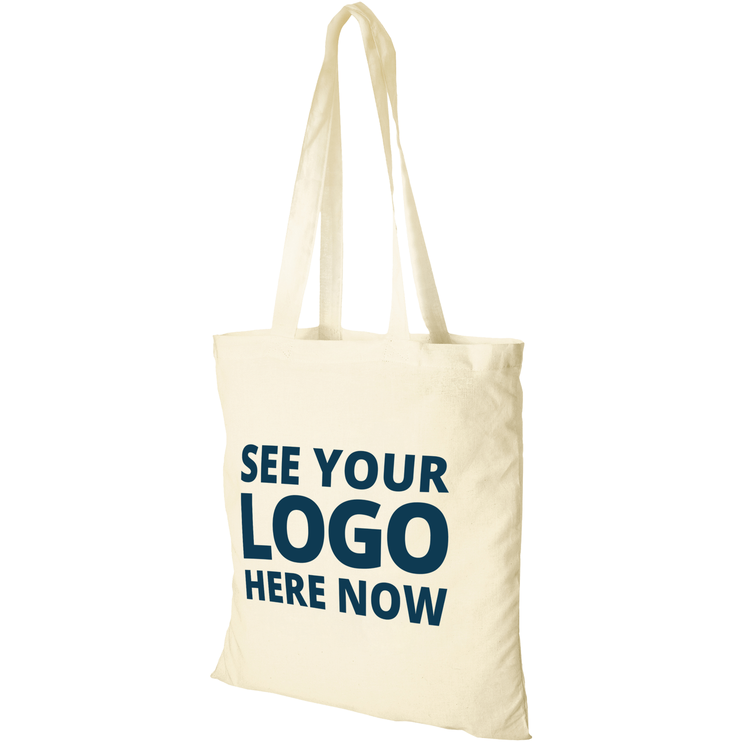 Cotton Printed Tote Bags 6oz