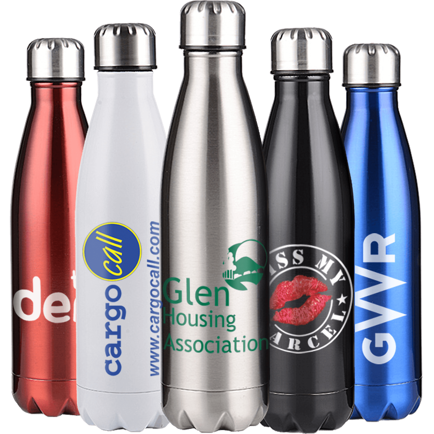 500ml Metal Bottles