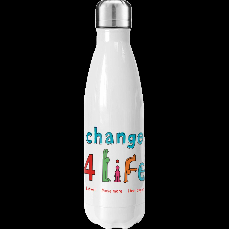 Full Colour Metal Bottles