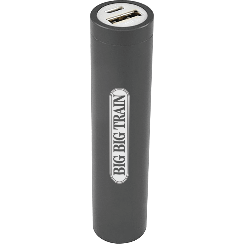 3 Day Cylinder Power Bank 2600mAh