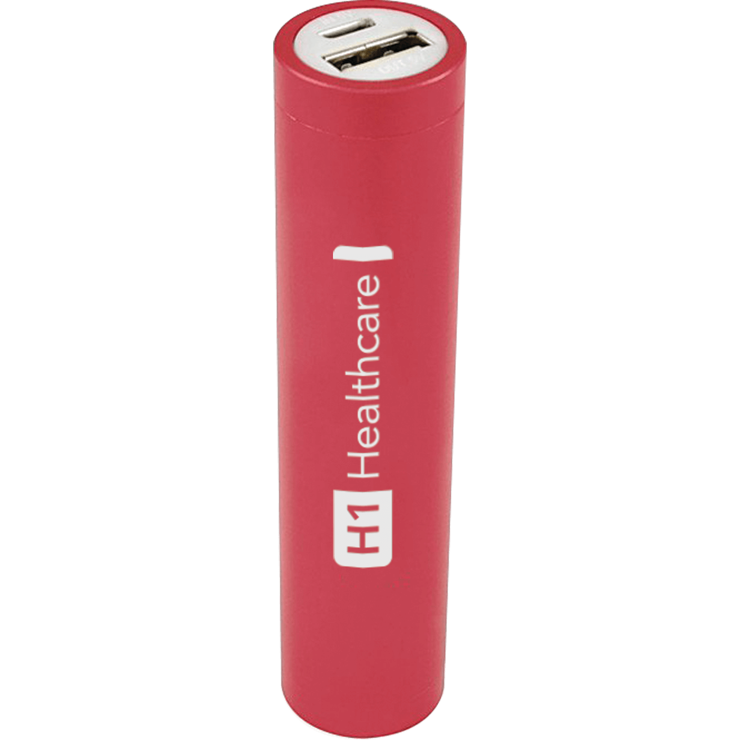 3 Day Cylinder Power Bank 2600mAh