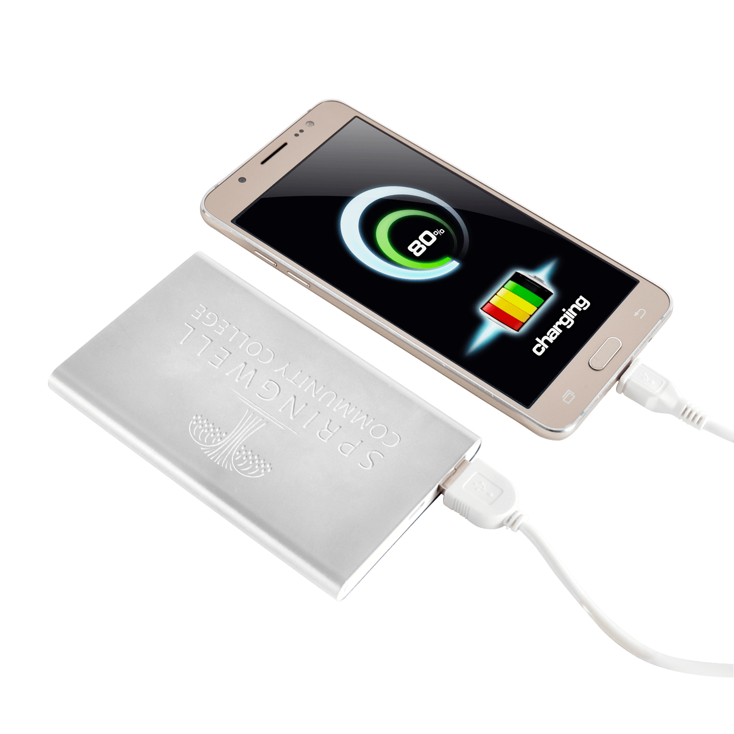Engraved Power Bank 4000mAh