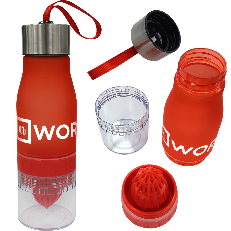 Infuser Sports Bottle 650ml