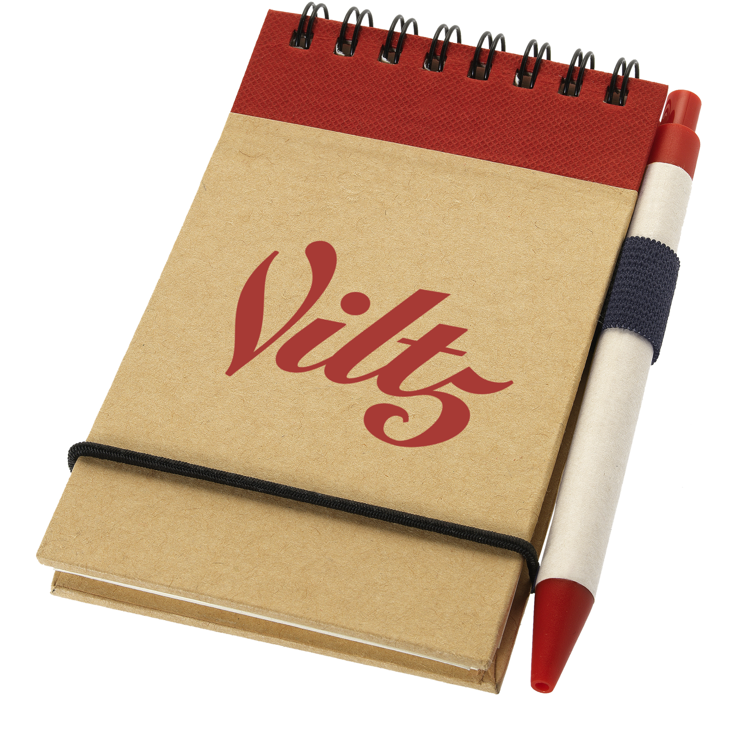 Jotter notepad with pen