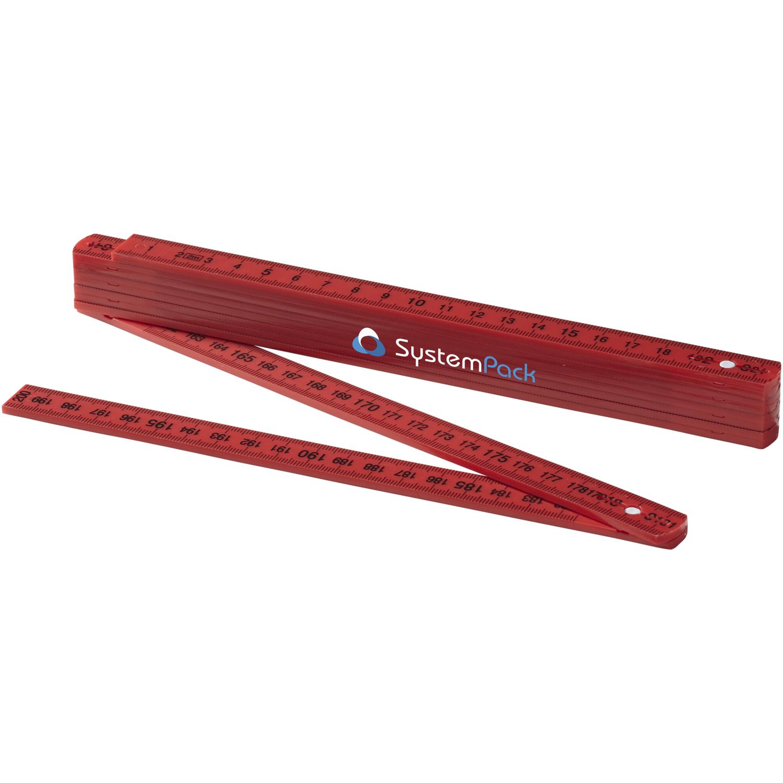 2 metre foldable ruler