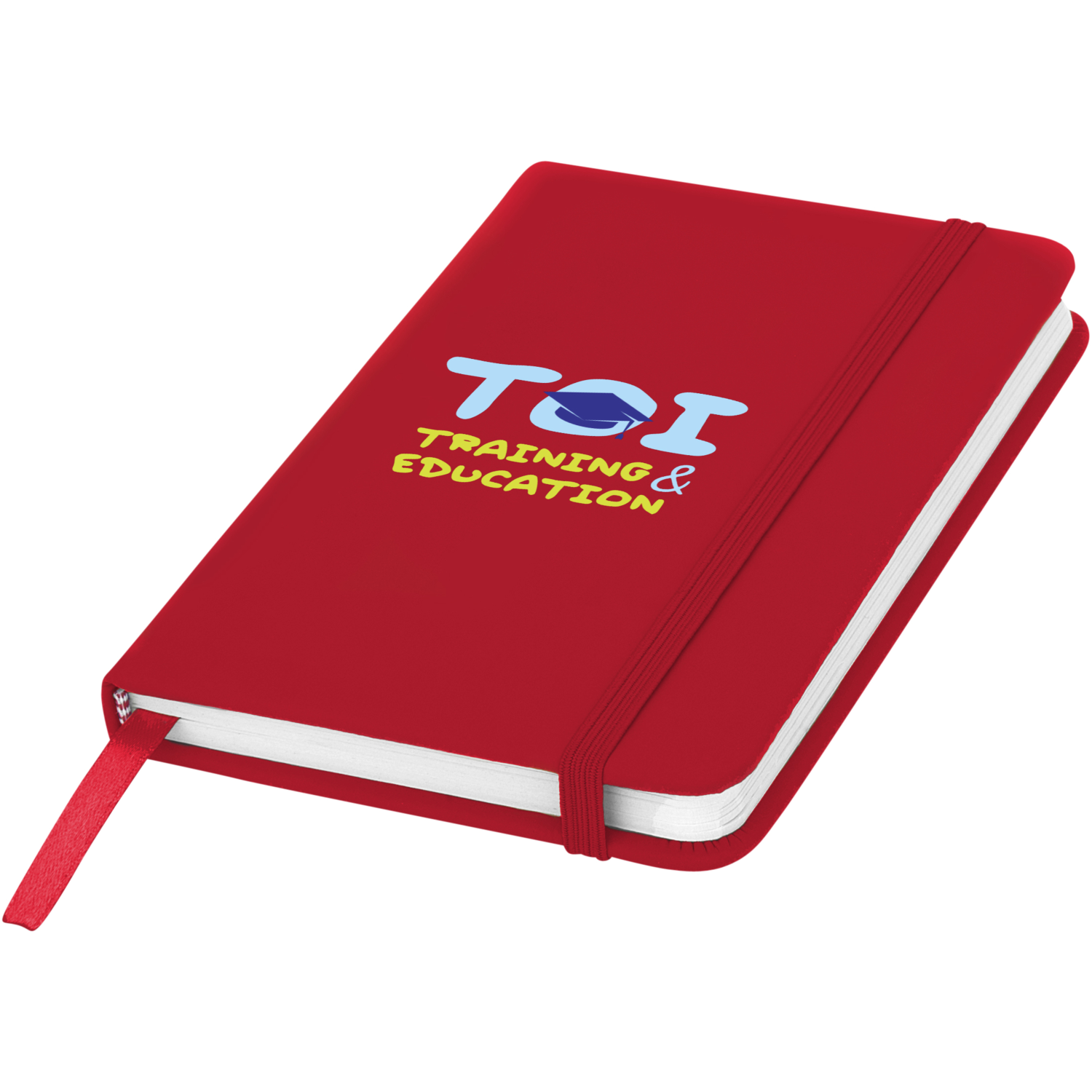 Event Hard Cover A6 Notebook