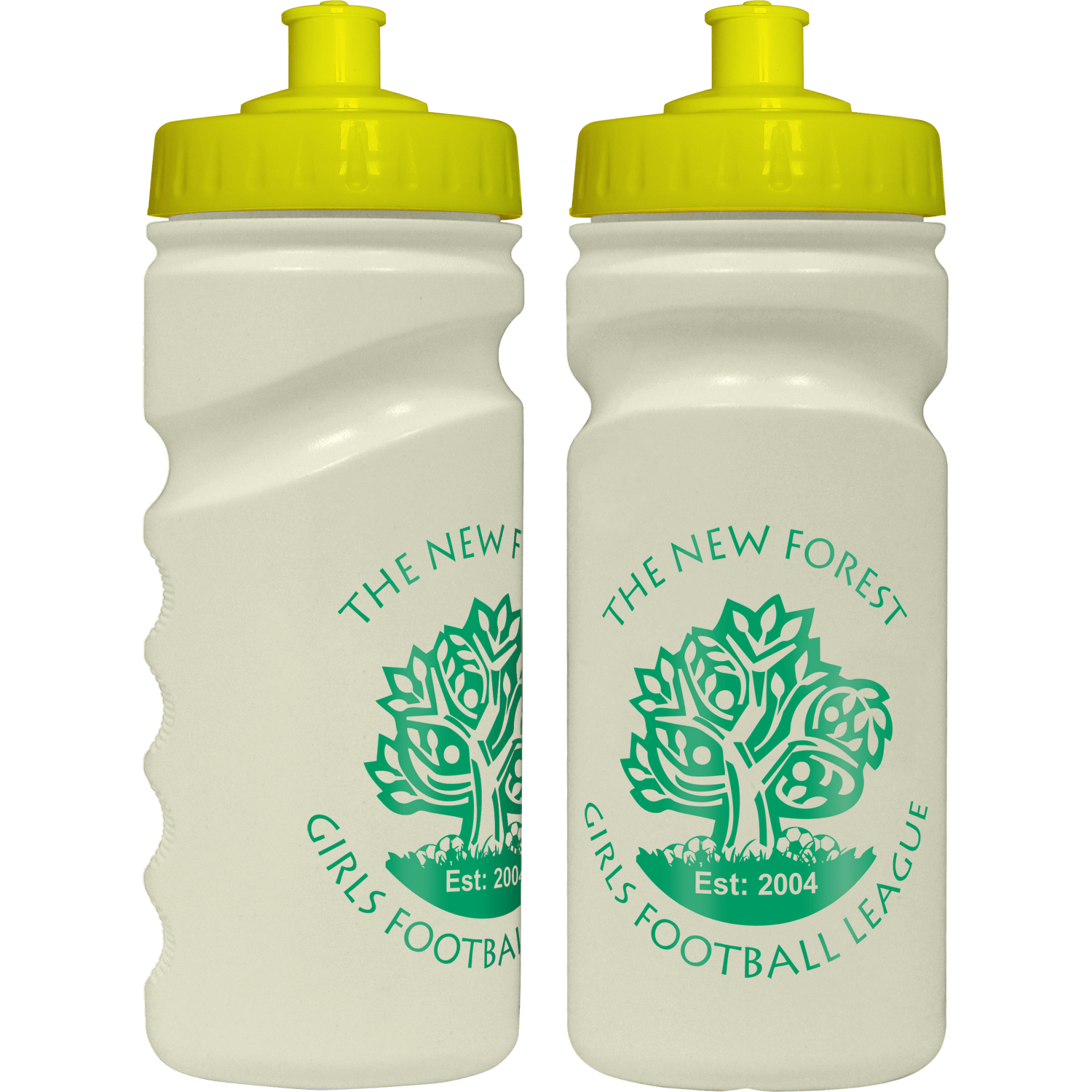 100% Recycled Thirst Grip Bottle 500ml