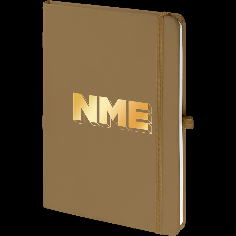 Mood A5 Notebook Foil Blocking