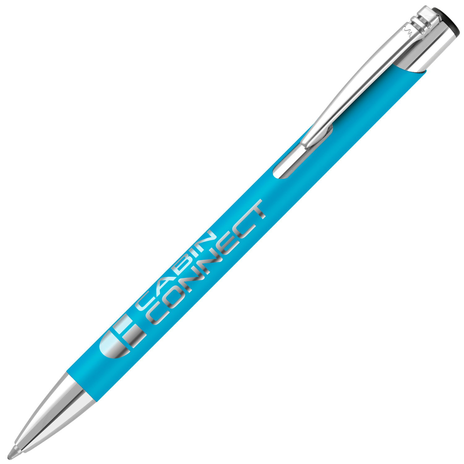 Mood Soft Feel Ballpen Engraved