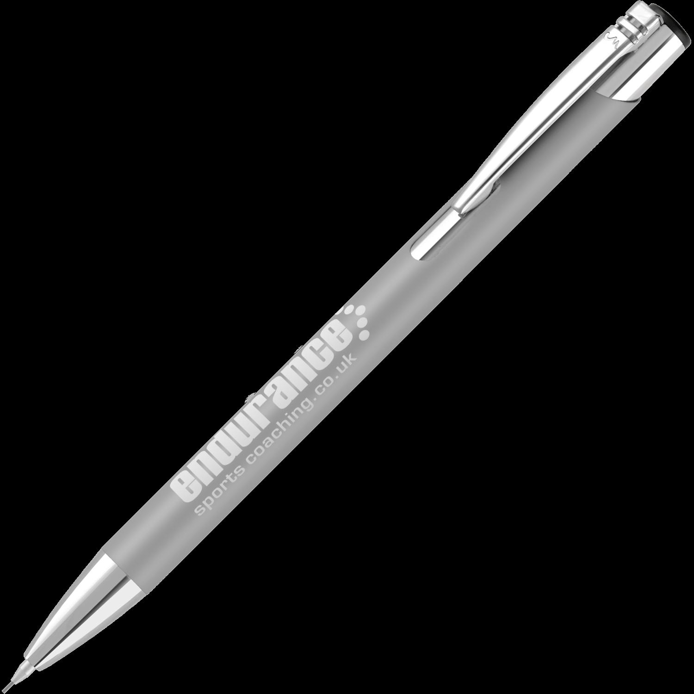 Mood Soft feel Mechanical Pencil Engraved