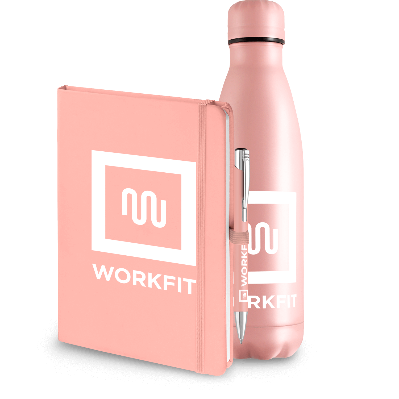 Mood Bundle - Bottle, Notebook & Pen