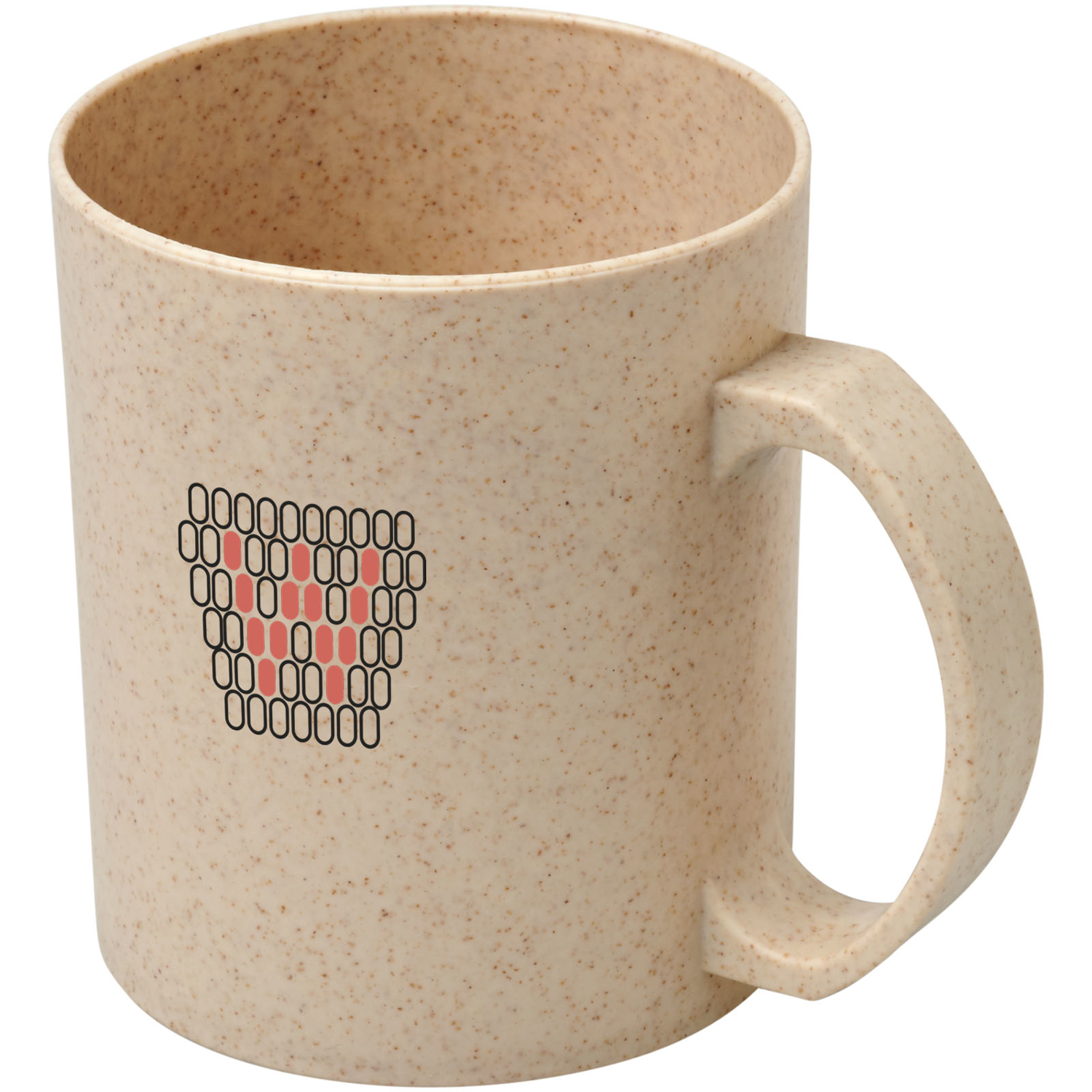 Pecos 350 Ml Wheat Straw Mug