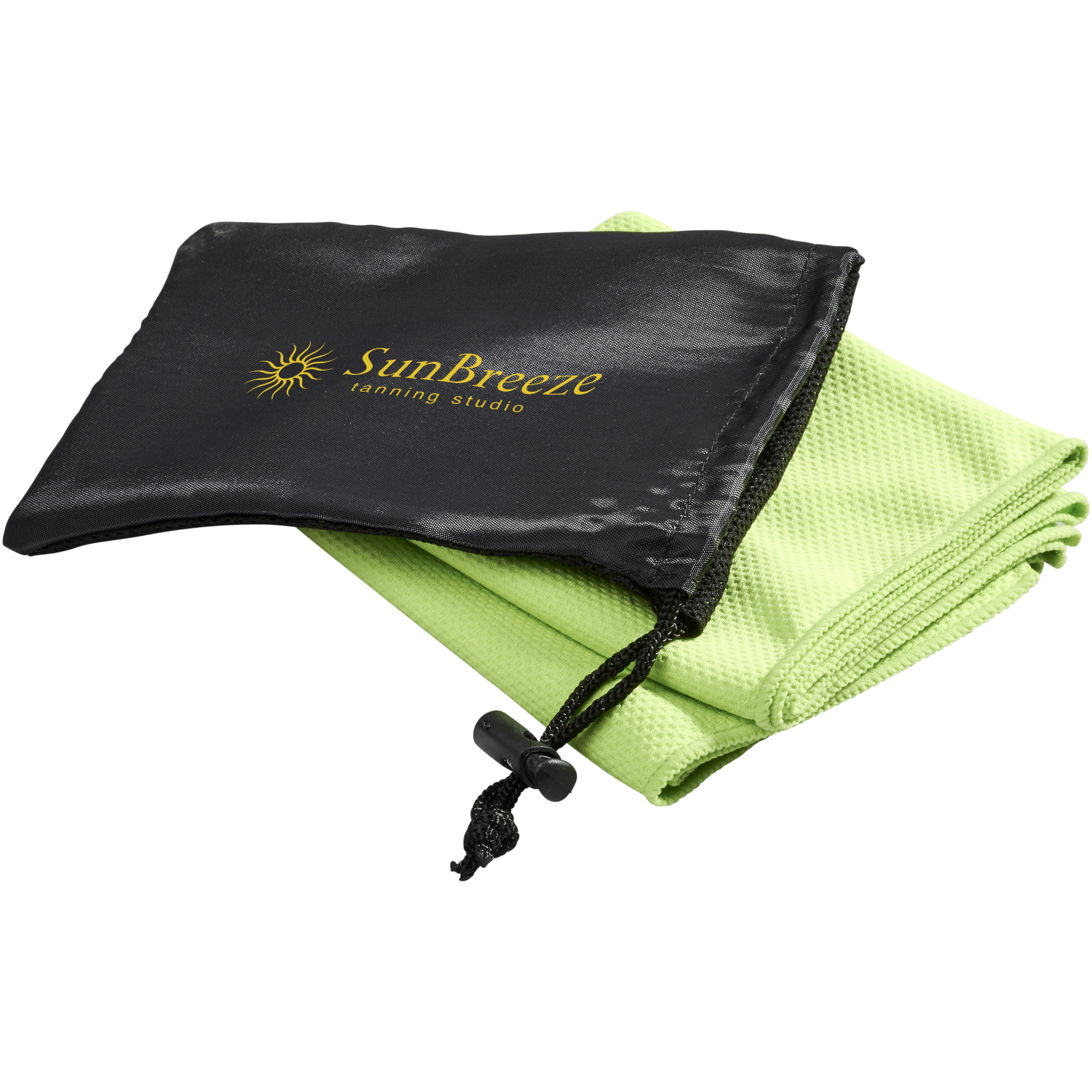 Peter Cooling Towel In Mesh Pouch