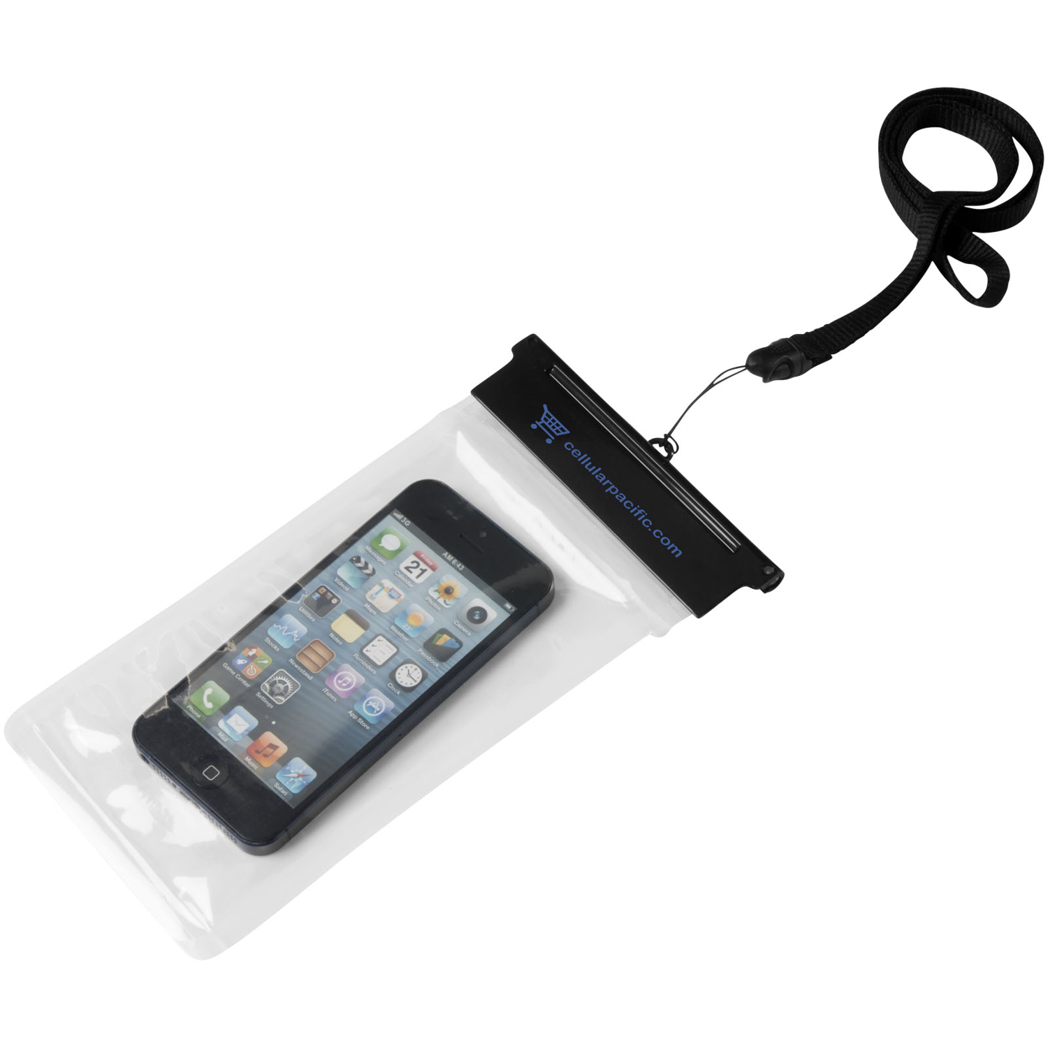Splash Waterproof Touch-Screen Smartphone Pouch