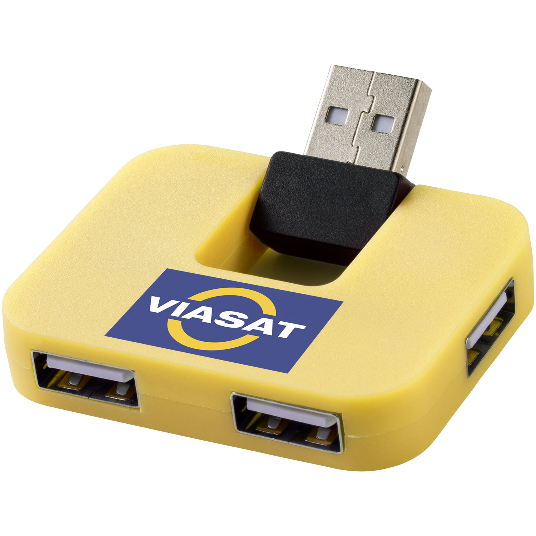 Gaia 4-Port USB Hub