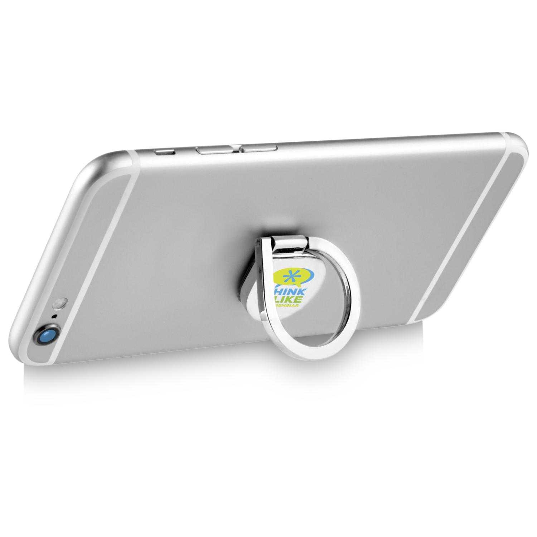 Cell Aluminium Ring Phone Holder