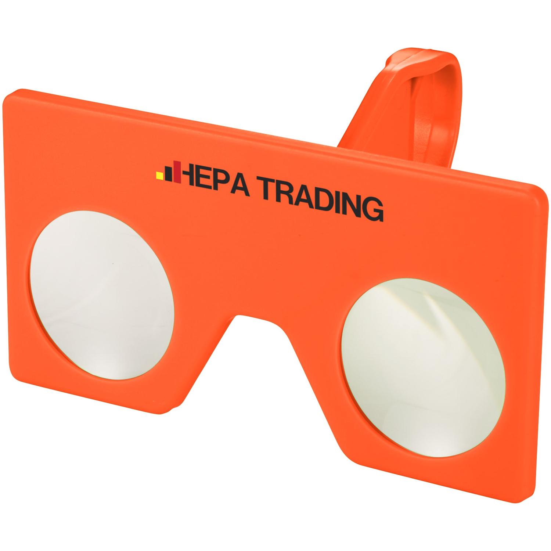 Vish Mini Virtual Reality Glasses With Clip