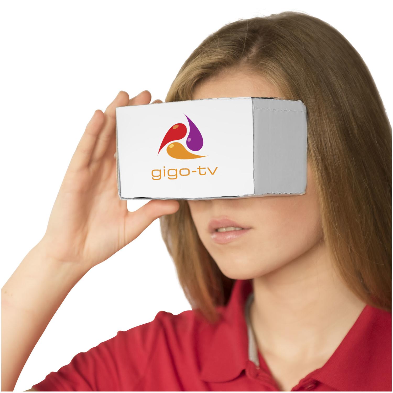 Veracity Cardboard Virtual Reality Glasses