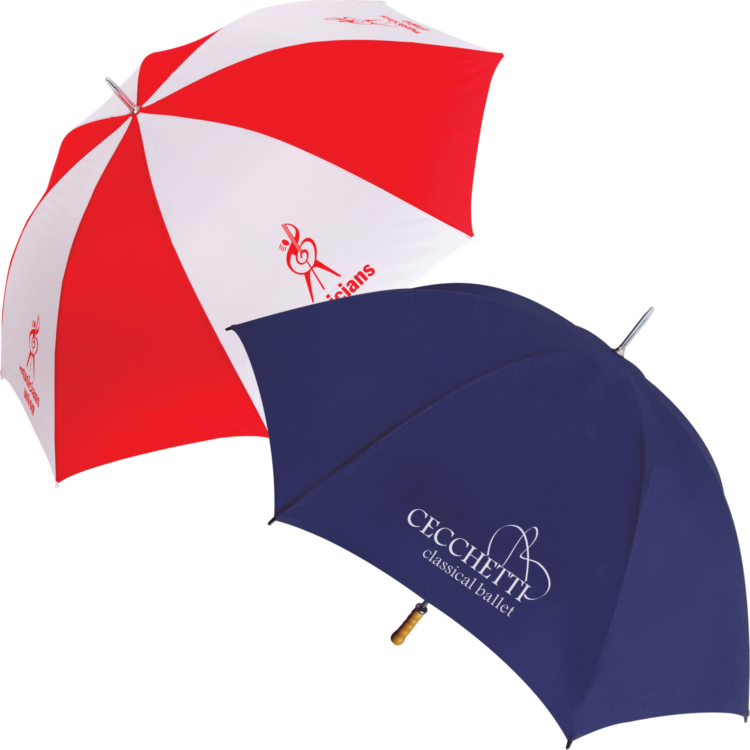 Value Sports Promotional Umbrella