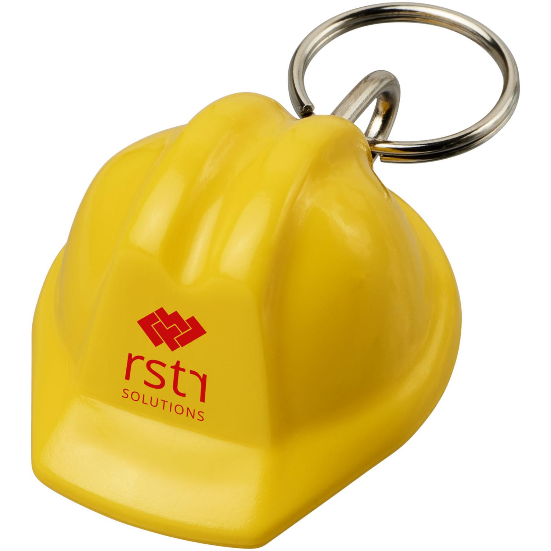 Kolt Hard-Hat-Shaped Keychain