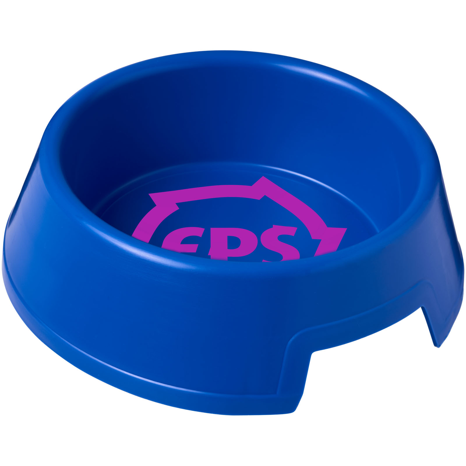 Jet Plastic Dog Bowl