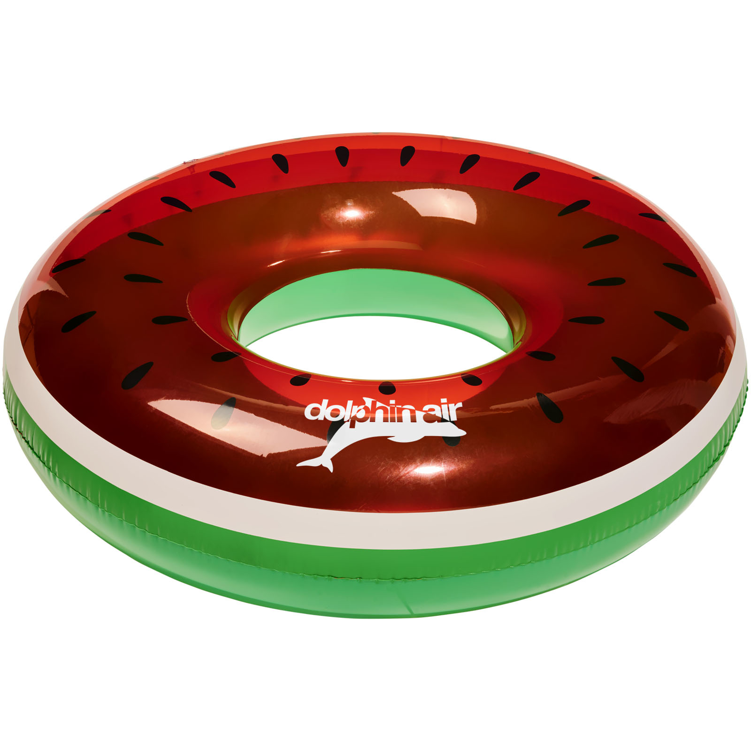 Watermelon Inflatable Swim Ring