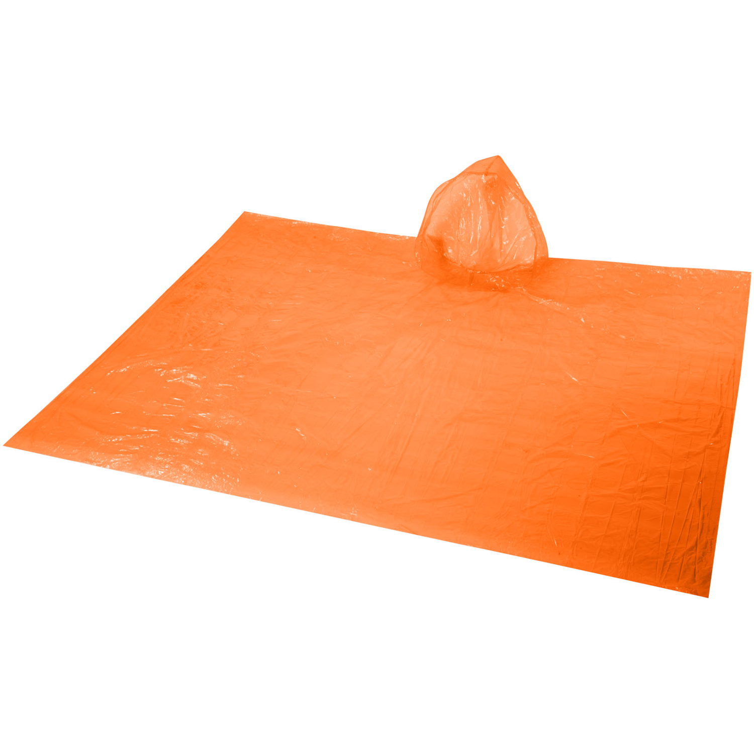 Xina Rain Poncho In Storage Ball With Keychain
