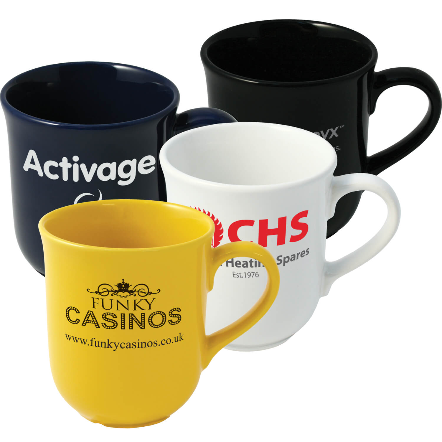Bell Promotional Mugs