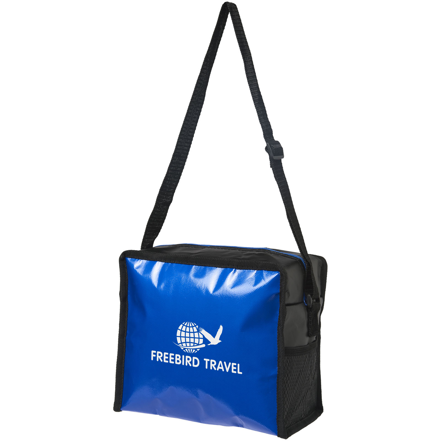 Cool Cube Lunch Cooler Bag With Shoulder Strap