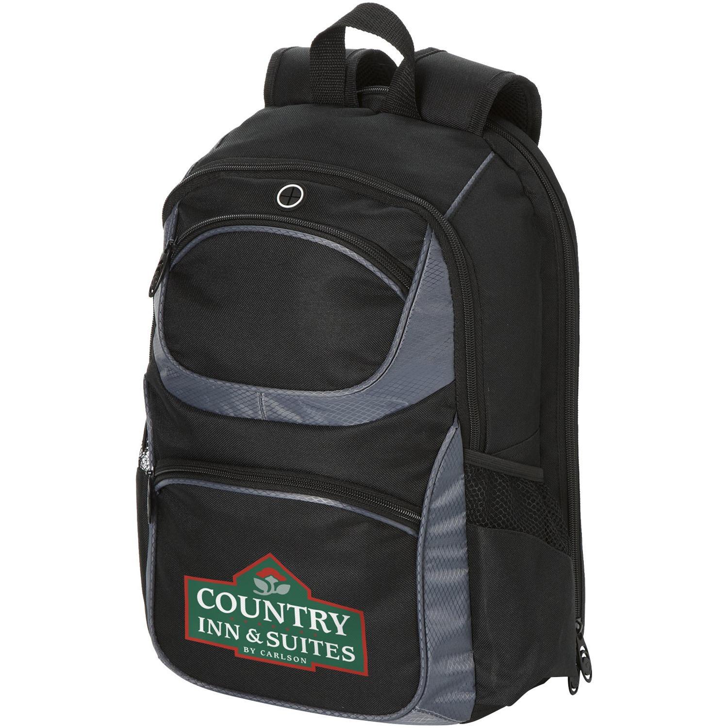 "Continental 15.4"" Laptop Backpack"