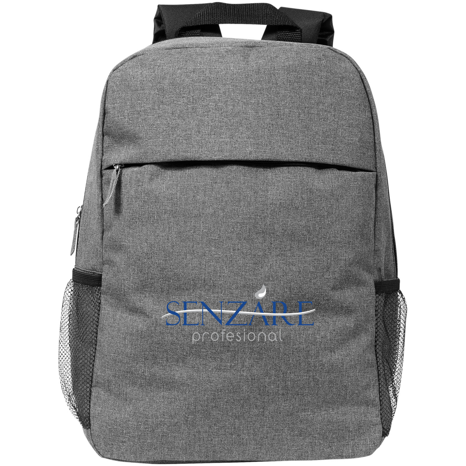 "Hoss 15.6"" Heathered Laptop Backpack"