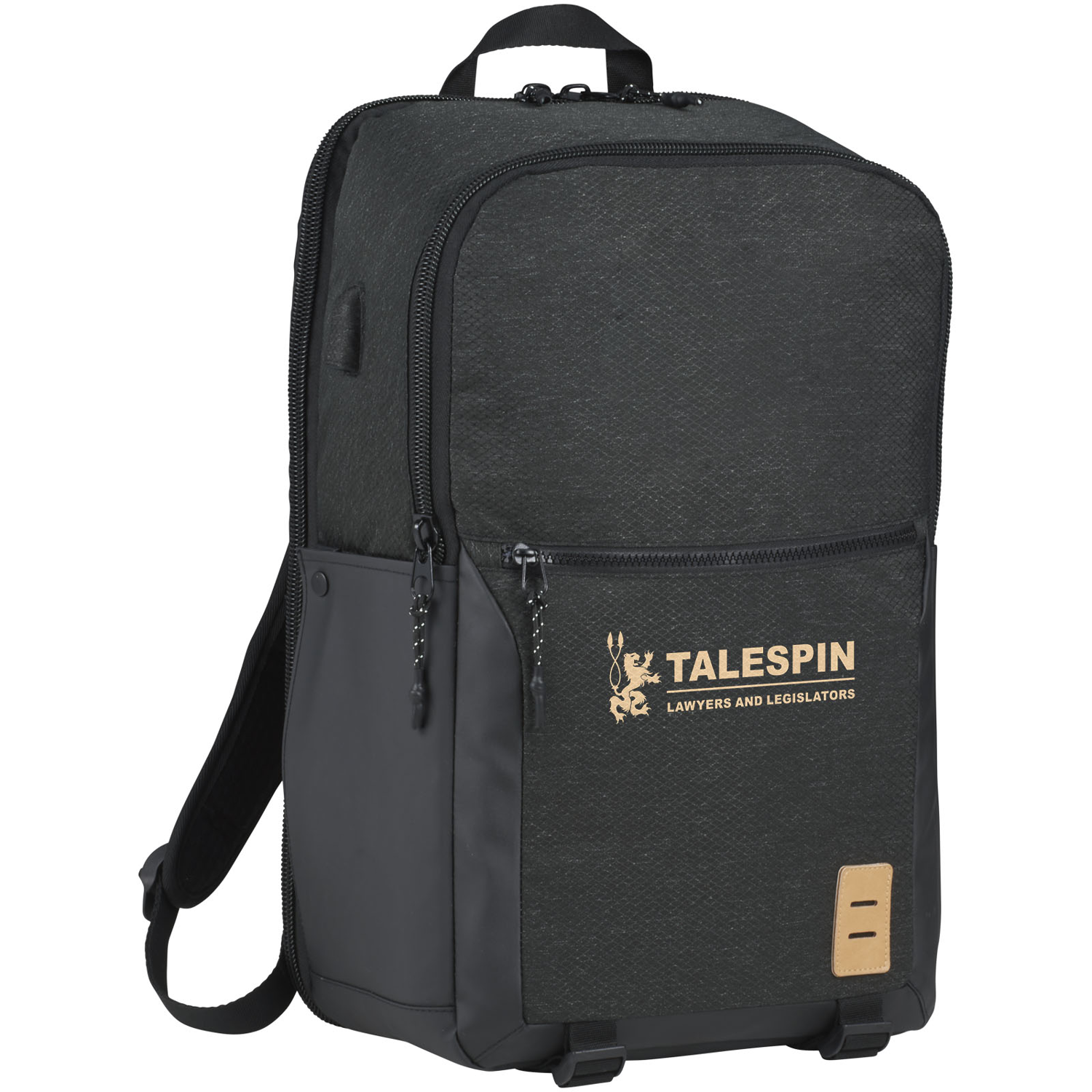 "Camden 17"" Laptop Backpack"