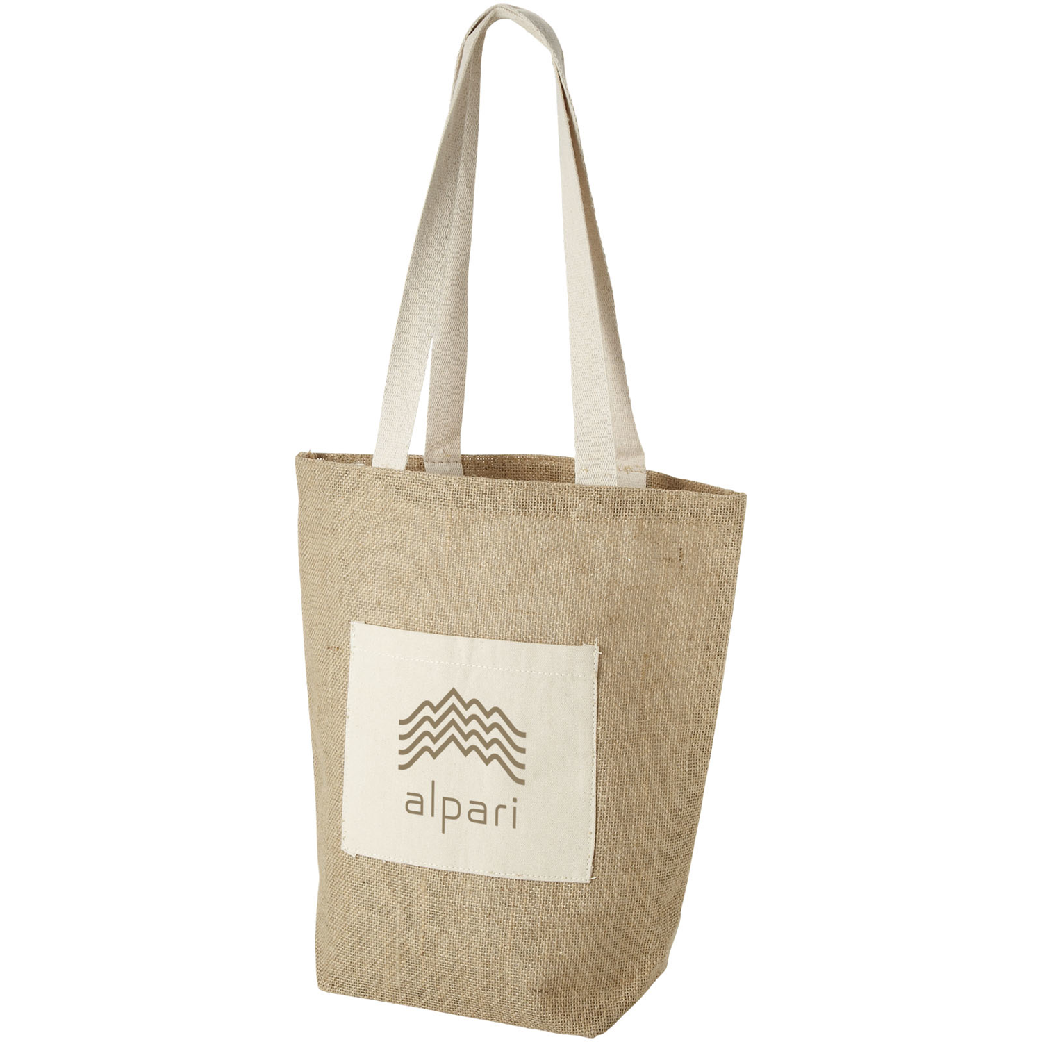 Calcutta Jute Tote Bag