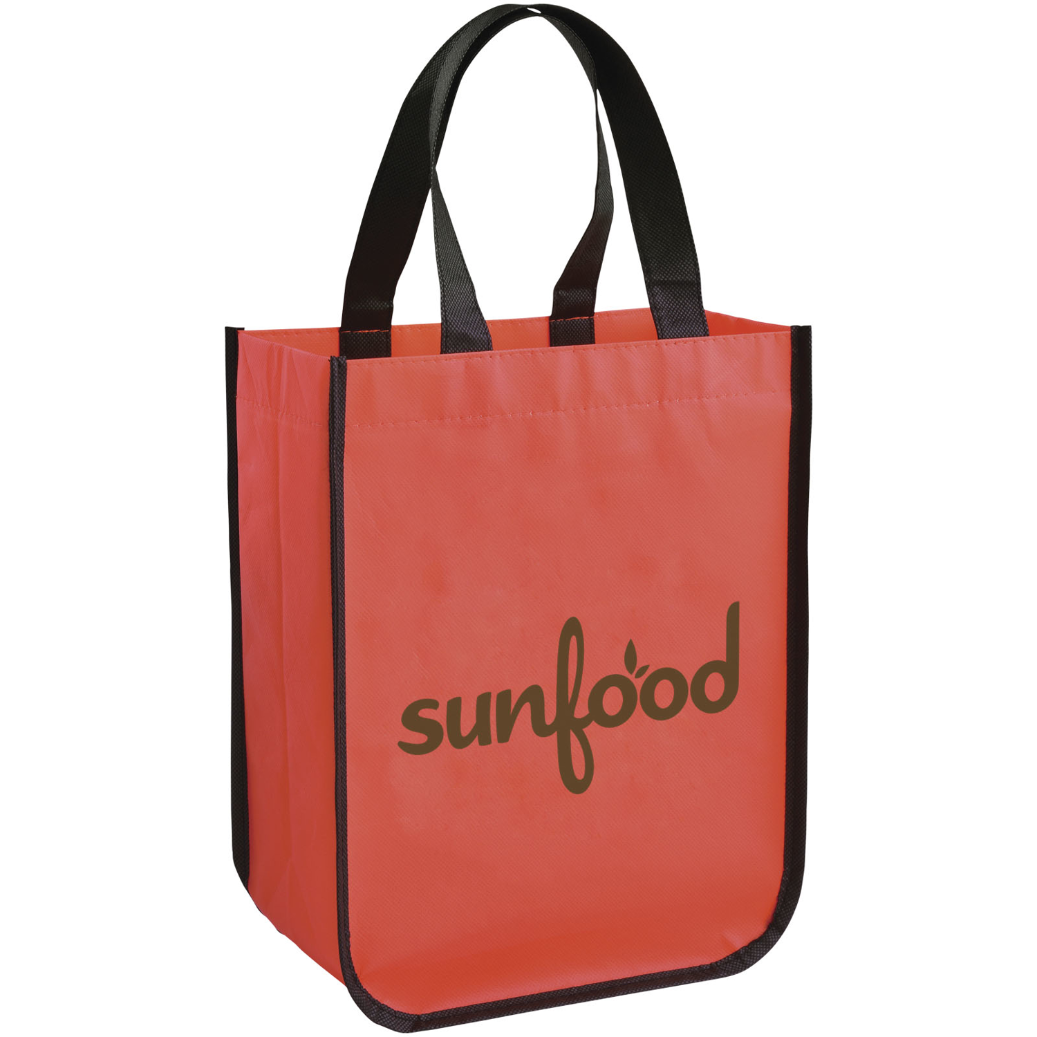 Acolla Small Laminated Shopping Tote Bag