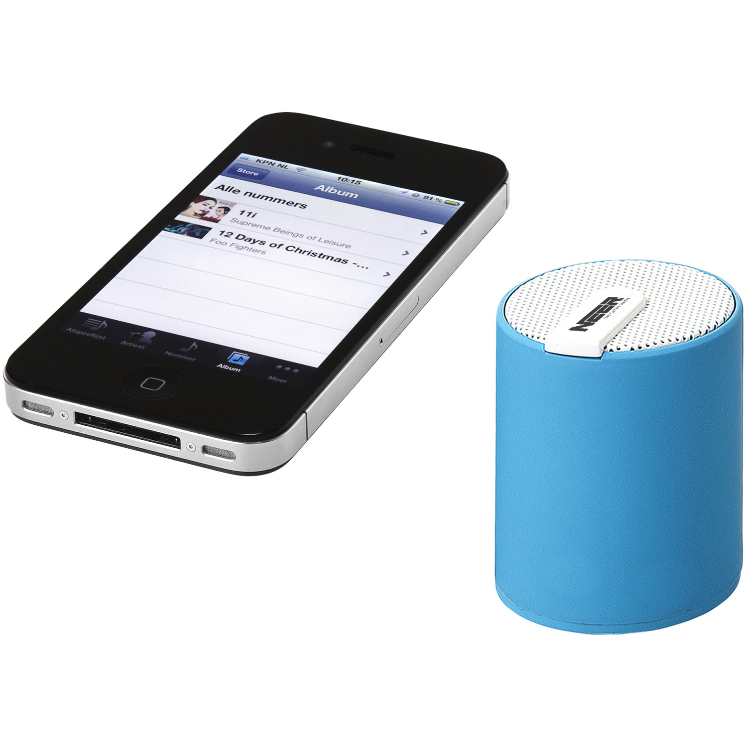 Naiad Wireless Bluetooth® Speaker