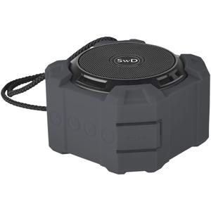 Cube Water-Splash Resistant Bluetooth® Speaker