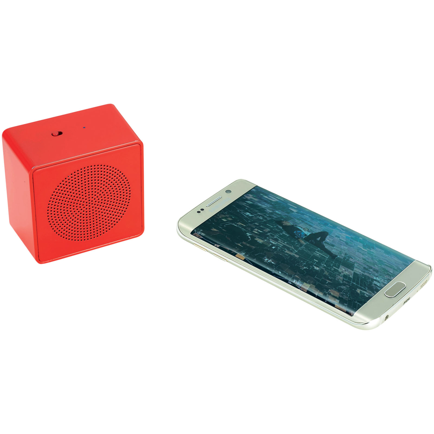 Whammo Portable Bluetooth® Speaker