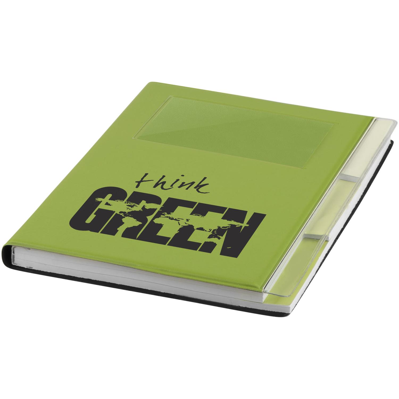 Tasker A5 Hard Cover Notebook