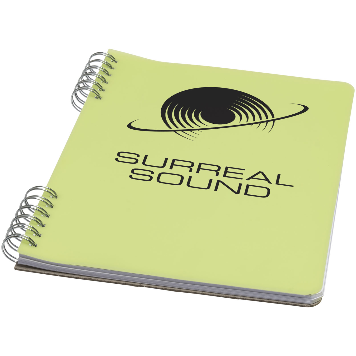 Flex A5 Spiral Notebook