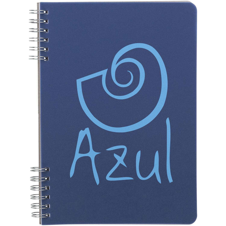 Flex A5 Spiral Notebook