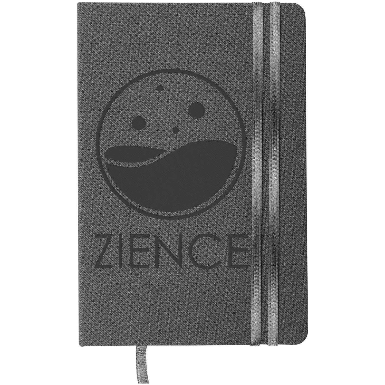 Denim A5 Hard Cover Notebook