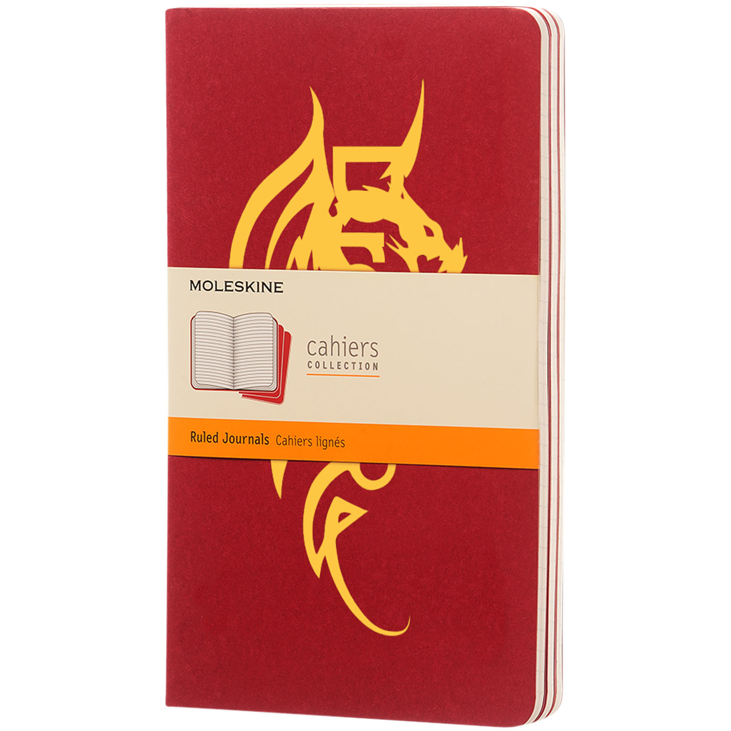 Cahier Journal L - Ruled