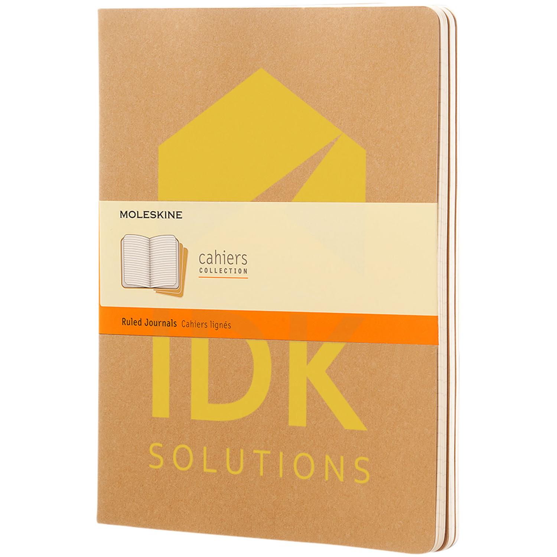 Cahier Journal Xl - Ruled