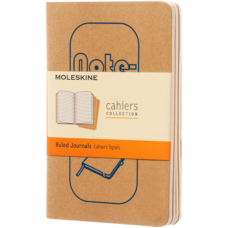 Cahier Journal Pk - Ruled