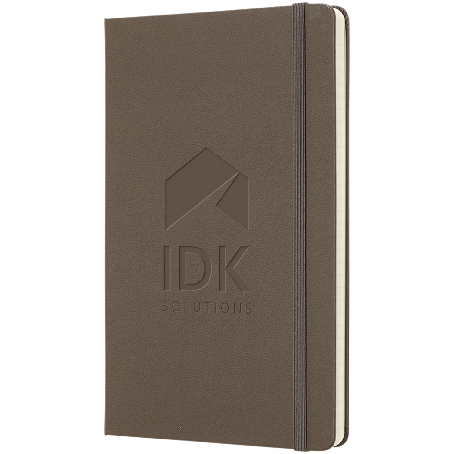 Classic L Hard Cover Notebook - Plain