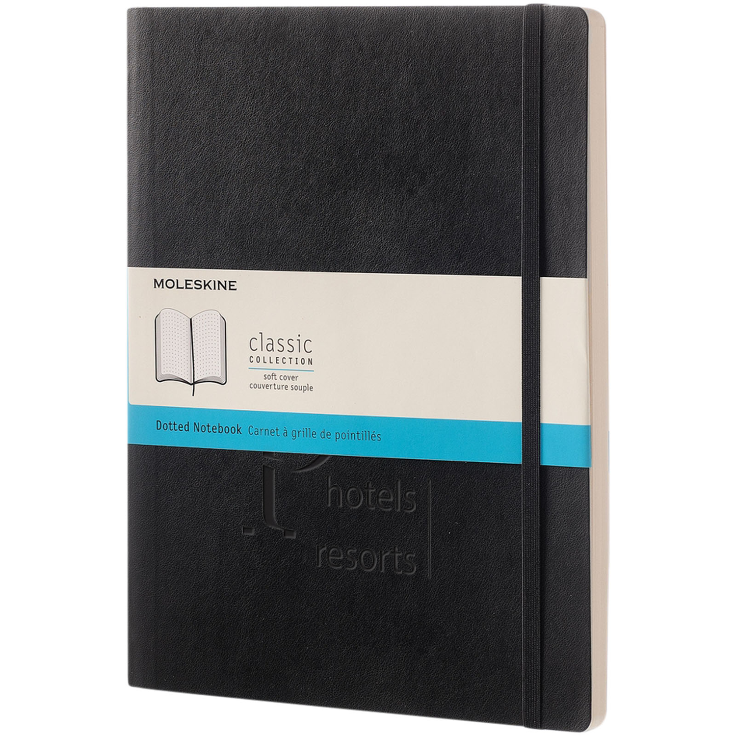 Classic Xl Soft Cover Notebook - Dotted