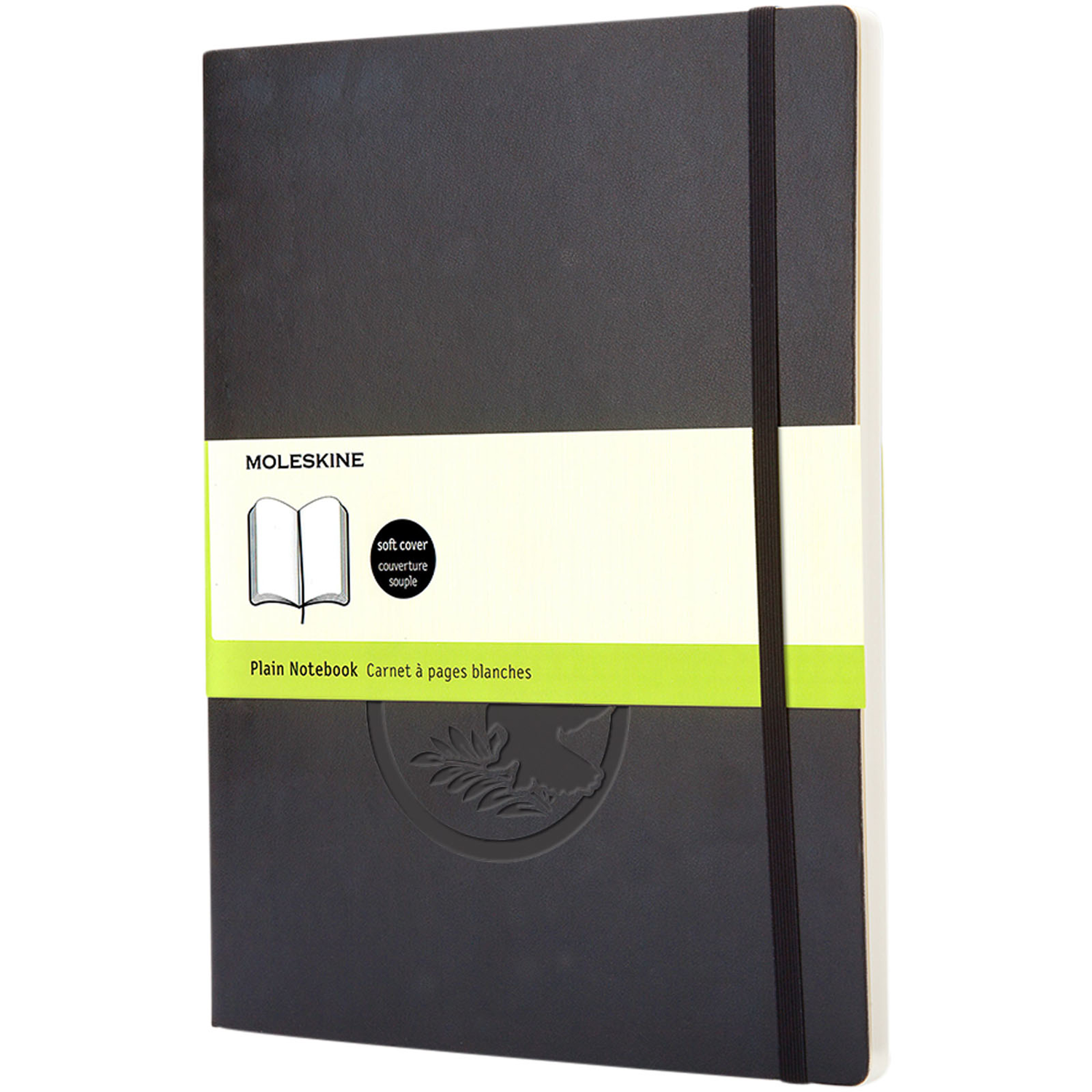 Classic Xl Soft Cover Notebook - Plain