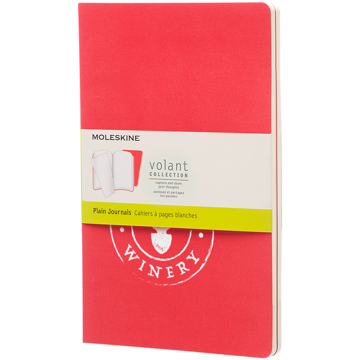 Volant Journal L - Plain