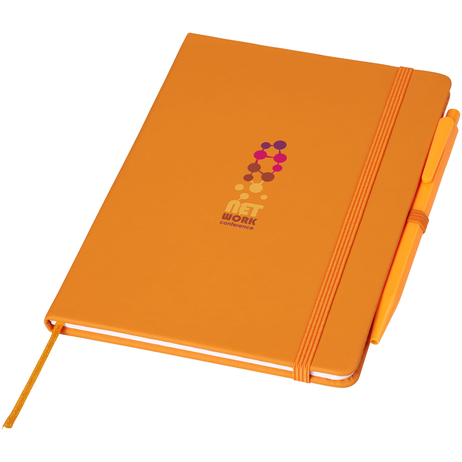 Prime Medium Size Notebook With Pen