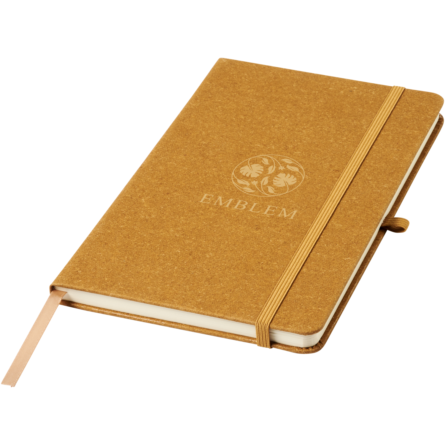 Atlana Leather Pieces Notebook